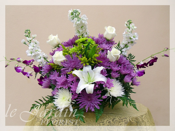 Wedding florals by flower synergy palm beach gardens 561 for Floral arrangements for wedding reception centerpieces